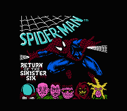 Spider-Man.png - игры формата nes