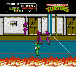 TMNT2 - The arcade game 1