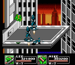 TMNT3 - The Manhattan project 9