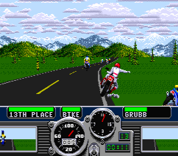 Road rash7.png - игры формата nes