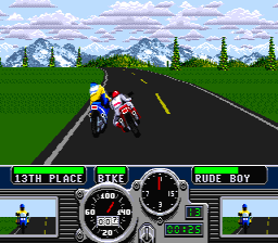 Road rash9.png - игры формата nes