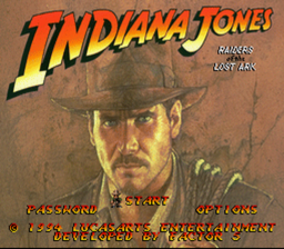 Indiana Jones - Greatest adventures