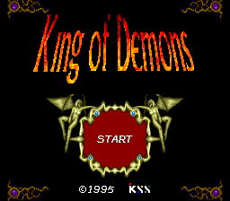 King of Demons